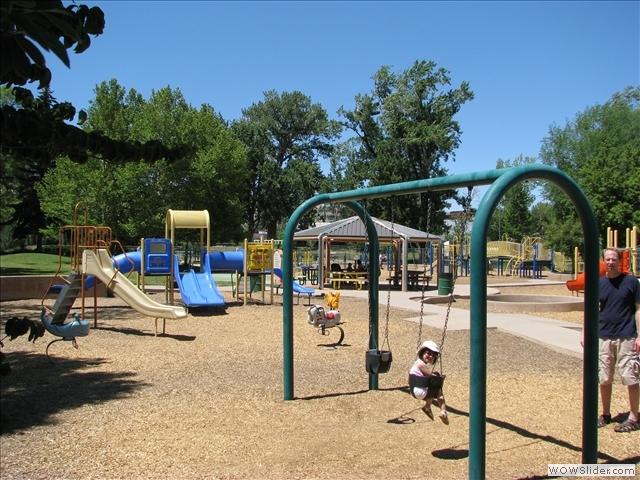 Rose Garden Idlewild Park Reno